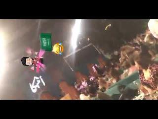 فيديو الجمهور يرفض استبدال أغنية عاش سلمان بـ عاش لبنان