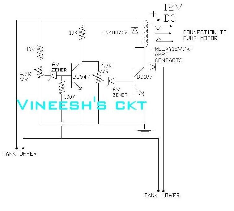 simple circuits vineetron: World's simplest