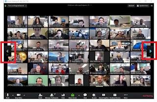 Cara Melihat Semua Orang di Zoom Meeting