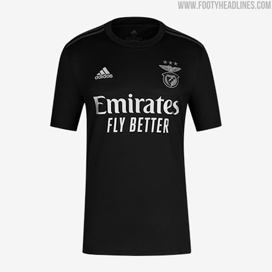 Benfica 20-21 Home & Away Kits Released - Footy Headlines