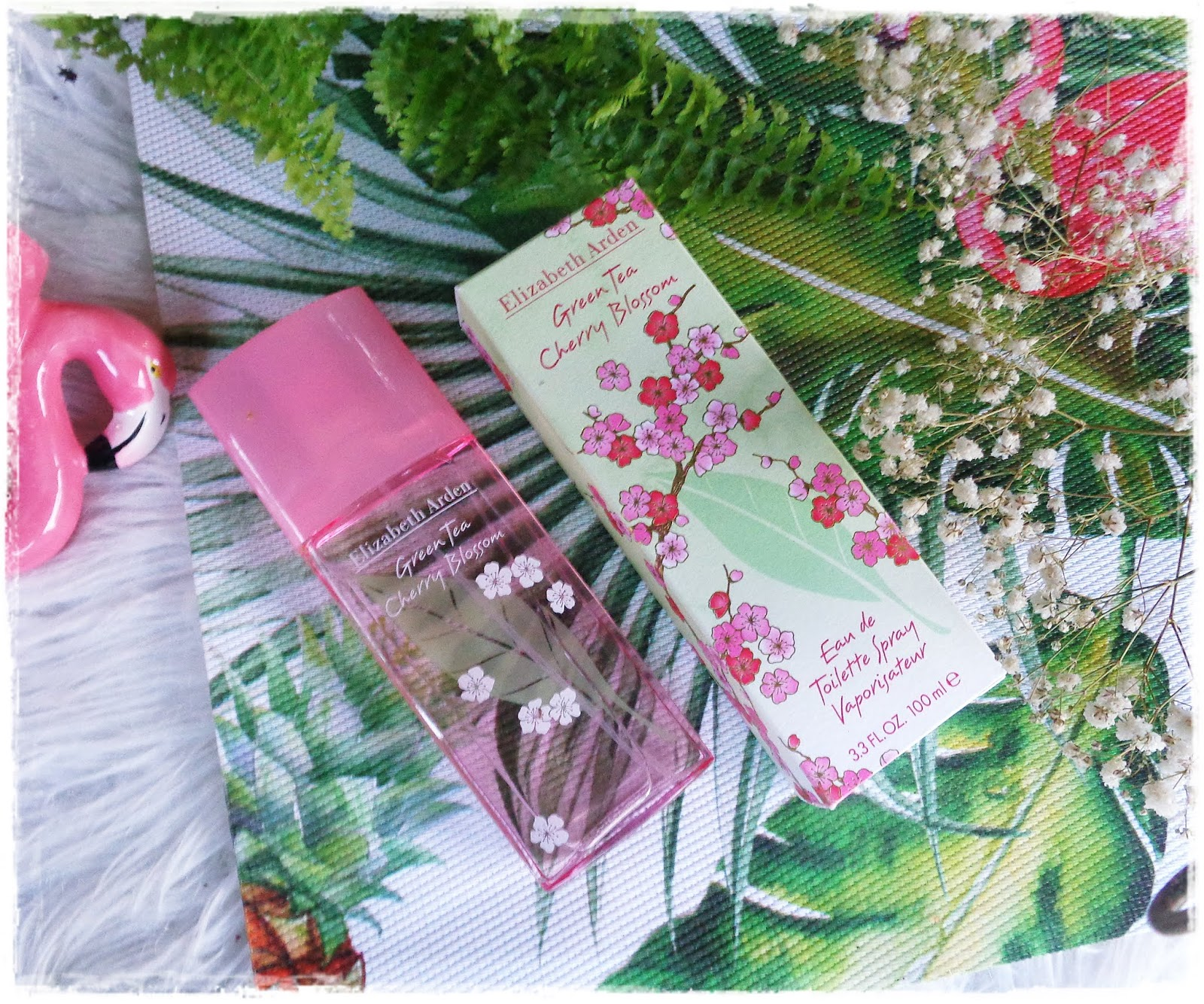 Elizabeth Arden, Green Tea Cherry Blossom, Zapach Idealny na Wiosnę i Lato