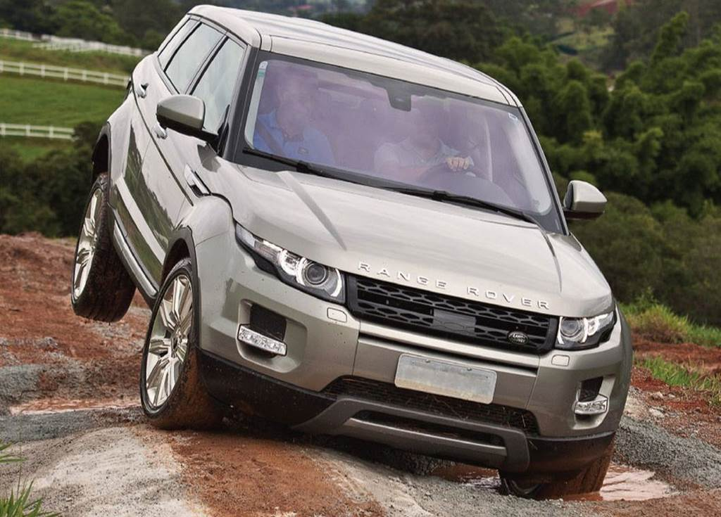 Range Rover Evoque - financiamento