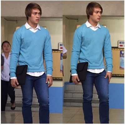 Enrique Gil scholarly look