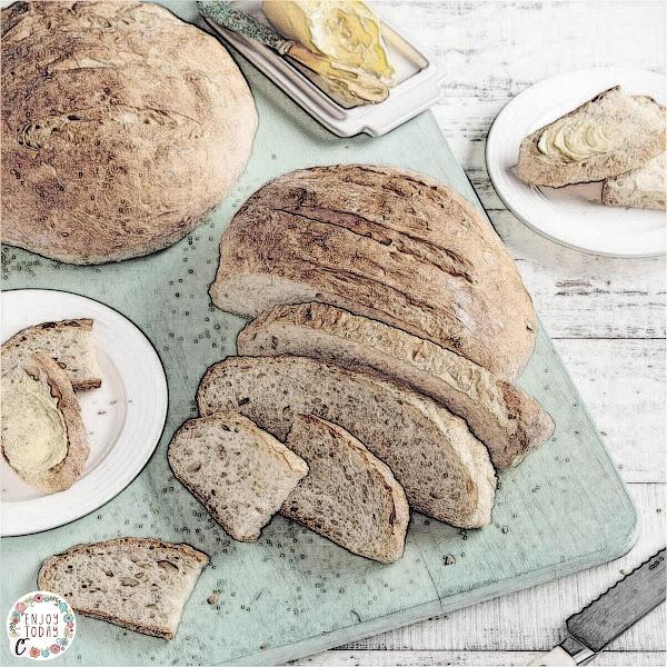 Sourdough 🍞 Bread