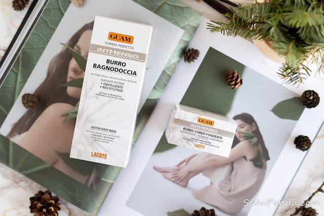 Guam Intenso Питательное масло для тела отзыв