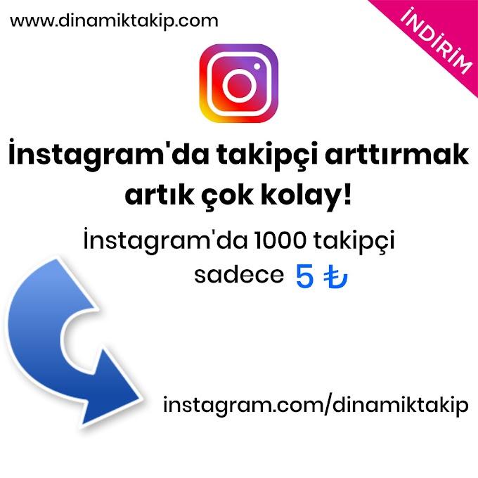 instagram Takipçi Hilesi 2020 (Etkili ve Ucuz!)