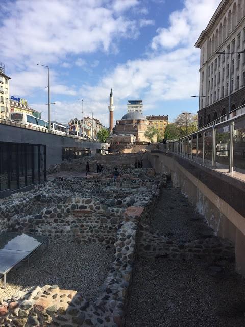 sofia cidade bulgaria