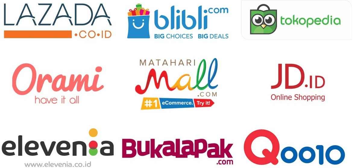 Persaingan Marketplace Di Indonesia Dalam Ilmu Marketing
