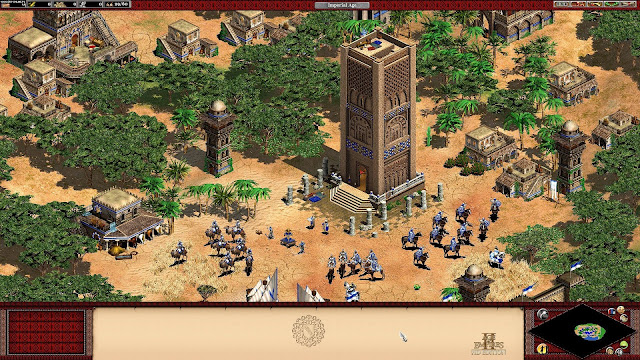 Age of Empires II HD The African Kingdoms Free Download Screenshot 3