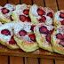 Szybkie placuszki z truskawkami (bez użycia miksera)