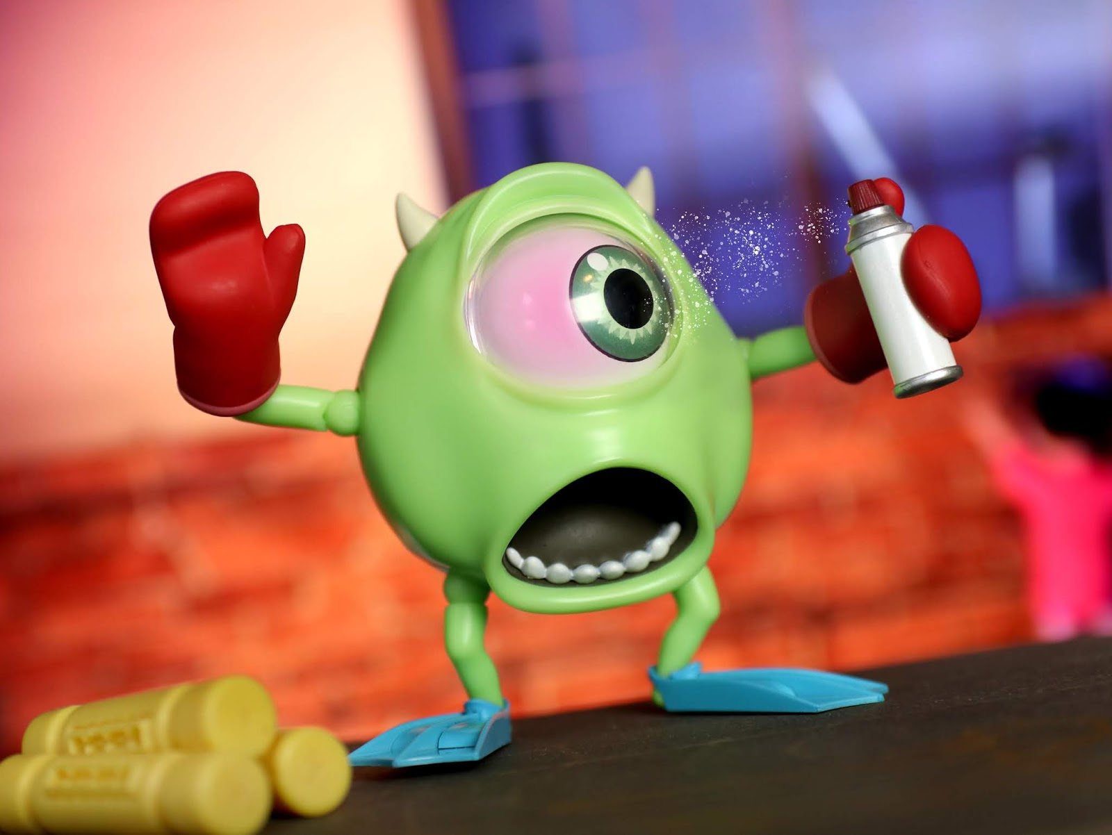 Monsters Inc Good Smile Company Mike Wazowski Nendoroid