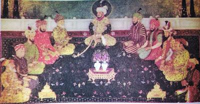 मुग़ल साम्राज्य [Mughal Empire]