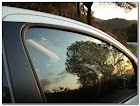 Mirror Car WINDOW TINT