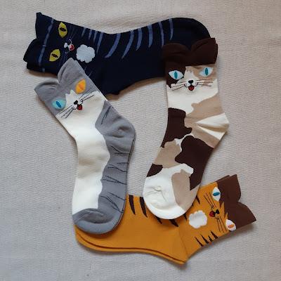 calcetines-gatos