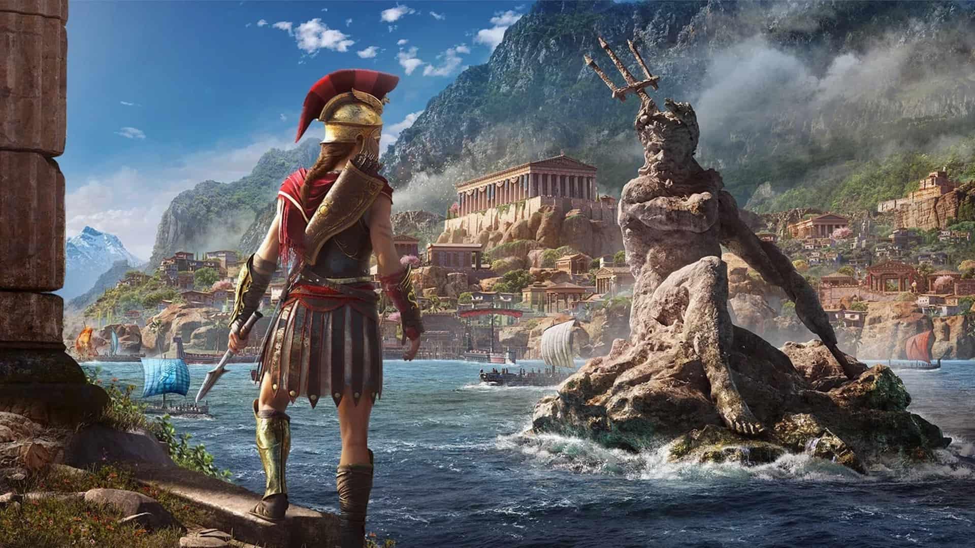 Τα καλύτερα βιντεοπαιχνίδια που μπορούν να σας οδηγήσουν κατευθείαν στην Αρχαία Ελλάδα