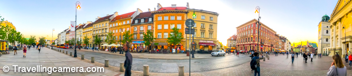 Historical Museum of Warsaw can be an interesting place to know more about the Old Town and relate in a much better way