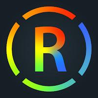Rangin: Gradient Status Quotes Maker for WhatsApp icon