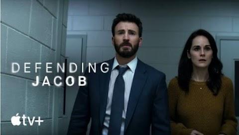 """""""Defending Jacob"""" la nueva """"adaptación literaria"""" con el capitán américa de Marvel que te cautivara este año"""