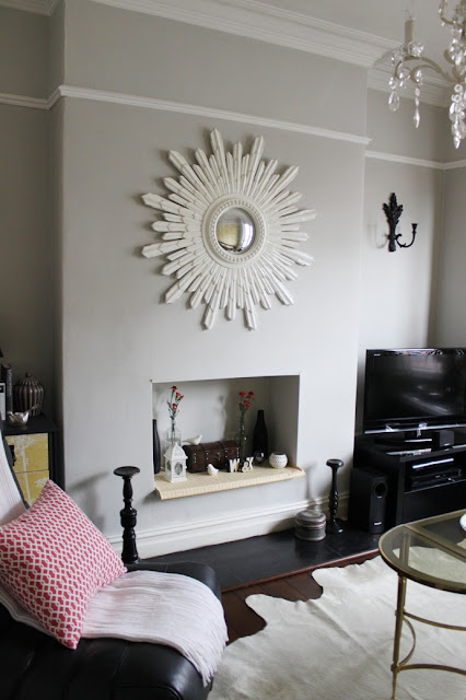 Wondering if you should paint above the picture rail in your home? Take a look at my before and afters and decide for yourself!