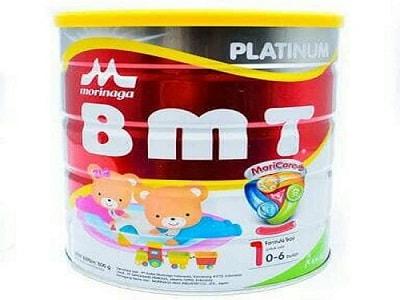Susu Formula Morinaga BMT Platinum
