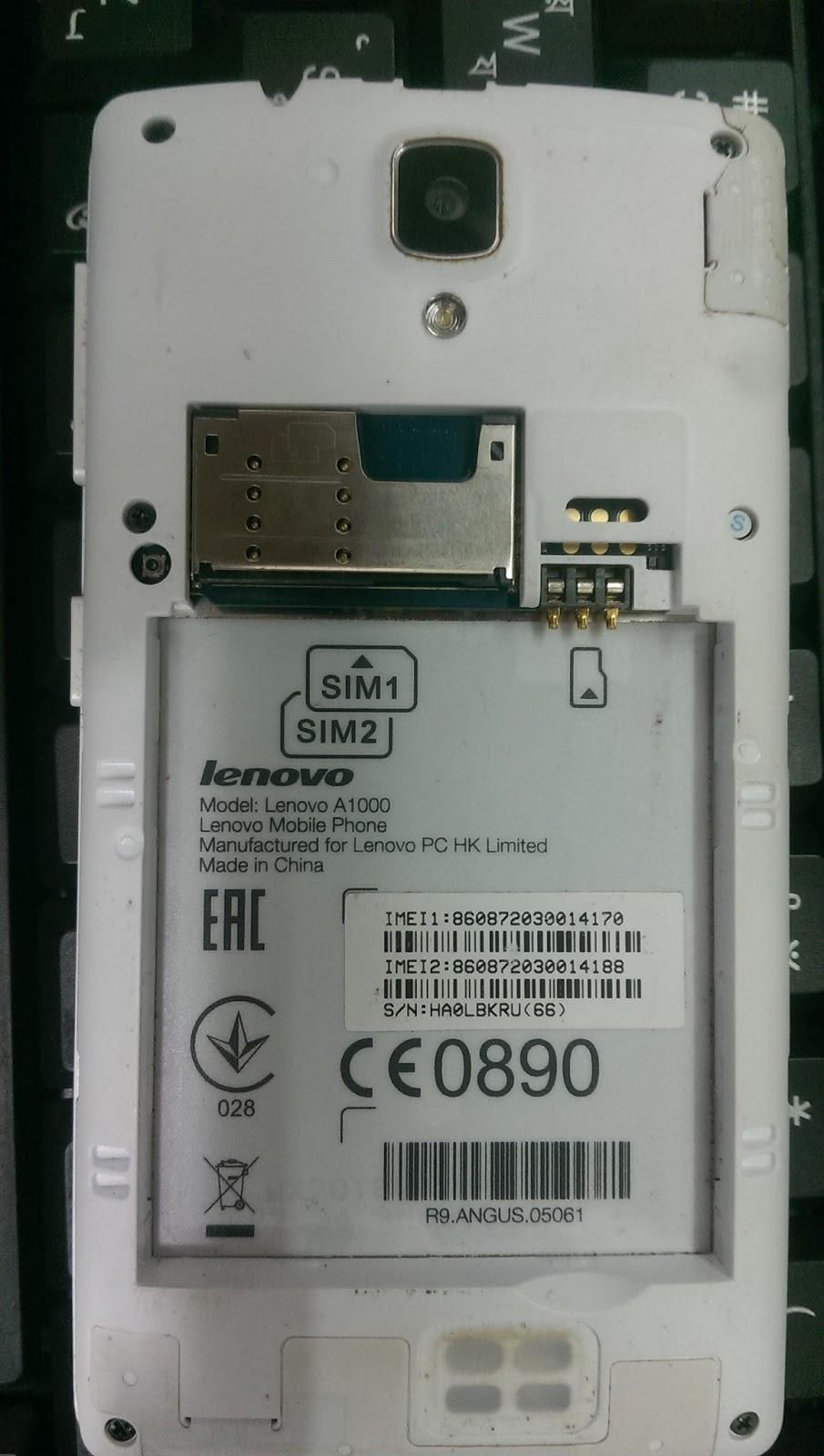LENOVO A1000 LCD FIX, DISPLAY BLANKING, HANG LOGO, DEAD BOOT REPAIR