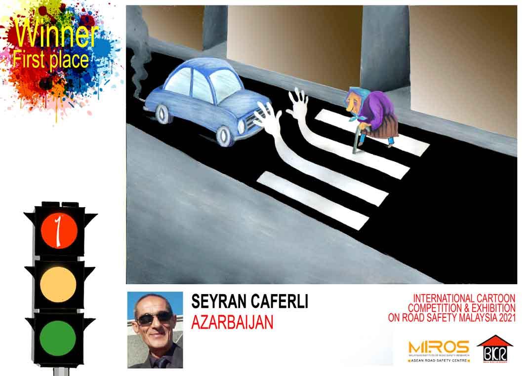 Egypt Cartoon .. Seyran Caferli - Azaraijan