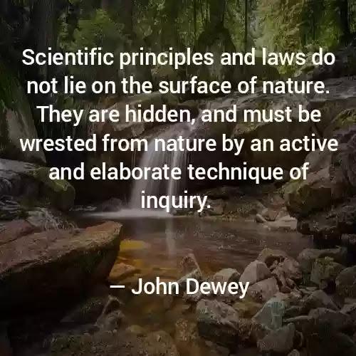 John Dewey Quotes