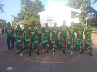 Equipos de baloncesto campeone y vice campeones