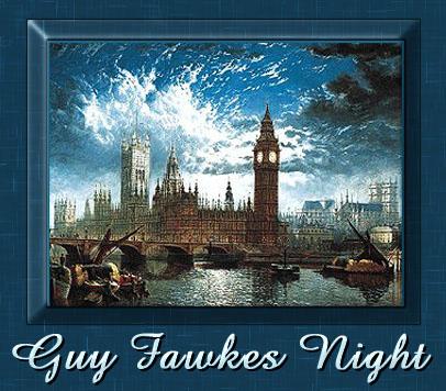 Guy Fawkes Night(Bonfire Night)