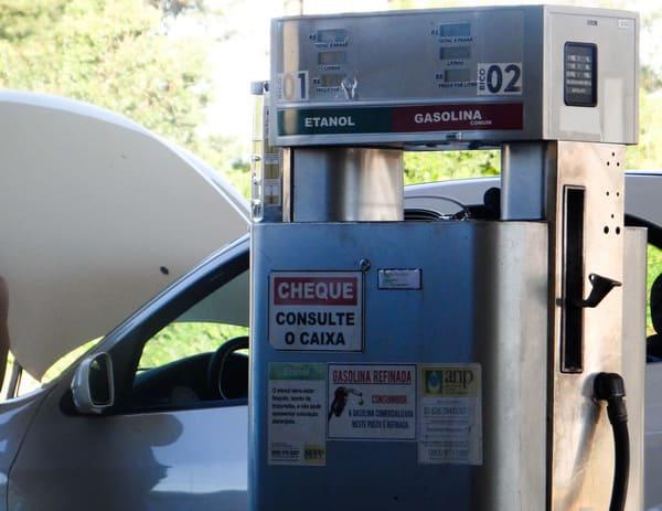 Preço gasolina em Canoinhas