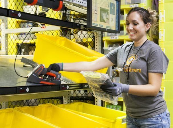 Amazon A To Z Employee