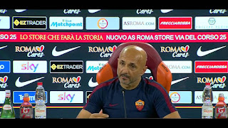 Conferenza stampa Spalletti Roma Palermo video
