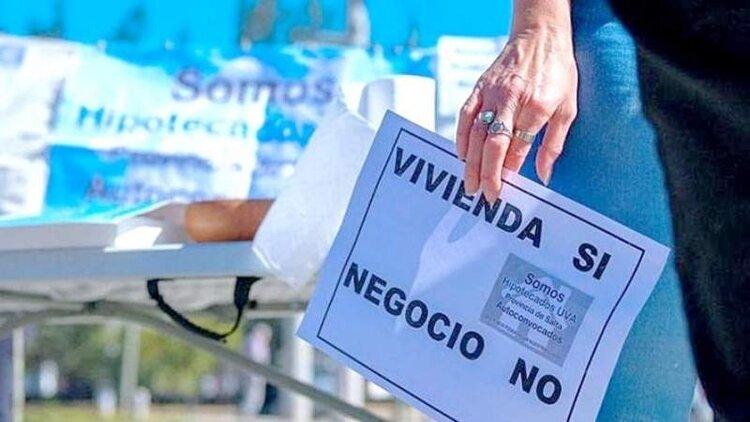 Créditos Uva, piden urgente reestructuración de los préstamos hipotecarios
