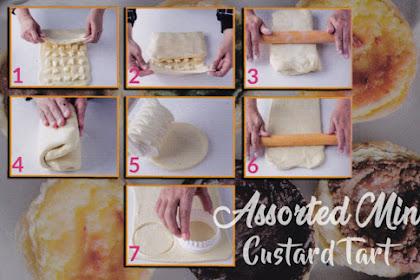 Assorted Mini Custard Tart