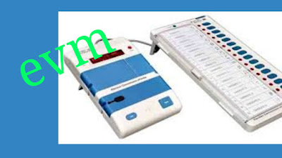 Electronic voting machines images