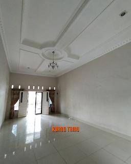Ruang Tamu rumah Di Komplek Pertamina Jl Air Bersih Ujung Medan Denai - Medan