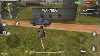 Download Game Rules Of Survival APK + OBB