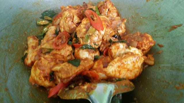 Resepi Kari Ayam Style India