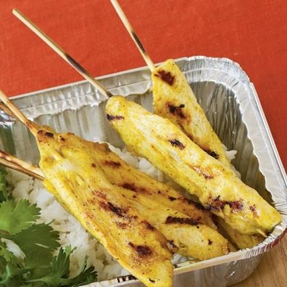 Scrumptious Chicken Satay Recipe