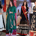 Bollywood actresses have great charm to wear designer Anarkali dresses