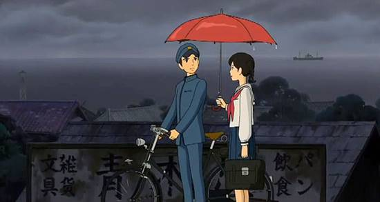 Review dan Fakta Film From Up on Poppy Hill dari Studio Ghibli