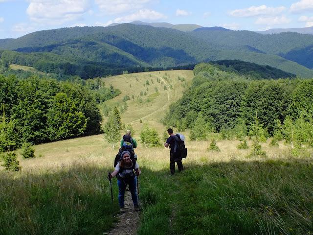 Подъём на гору Менчелик