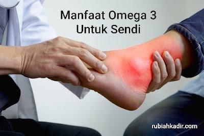 Manfaat Omega 3 Untuk Sendi