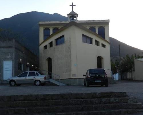 Igreja do Navio, na praia de fora