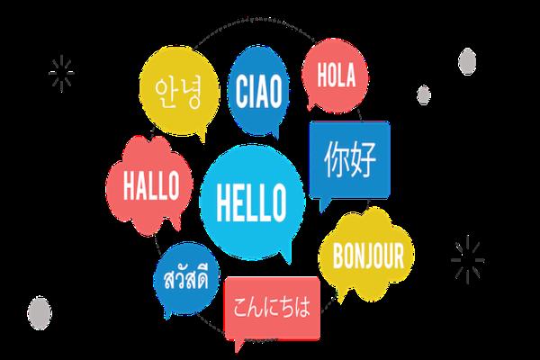 موقع عبارة عن خريطة تفاعلية للاستماع و تعلم اللهجات المختلفة مع طريقة النطق أيضا
