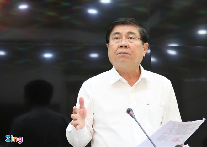 Chủ tịch TP.HCM muốn thêm gói hỗ trợ để doanh nghiệp không phá sản