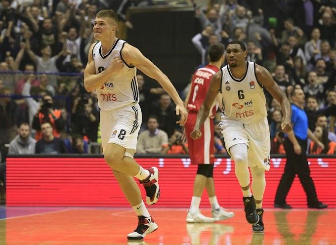 Murić: Imam veliku želju da opet dođem u Partizan!