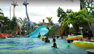Jambooland Waterpark Tulungagung
