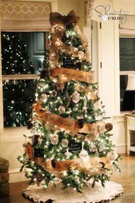 Dekorasi Pohon Natal Paling Cantik Sedunia