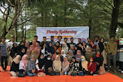 Mahasiswa Prodi MKSP Mengadakan Family Gathering di Pantai Riting Lhoknga